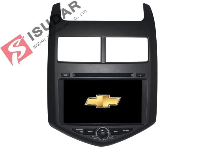 Mirrorlink Chevrolet Aveo Dvd Player , Sonic Car Stereo That Works With Android
